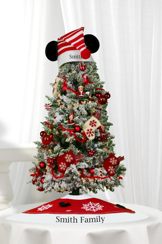 Mickey's Very Merry Christmas Tree from Disney Floral & Gifts
