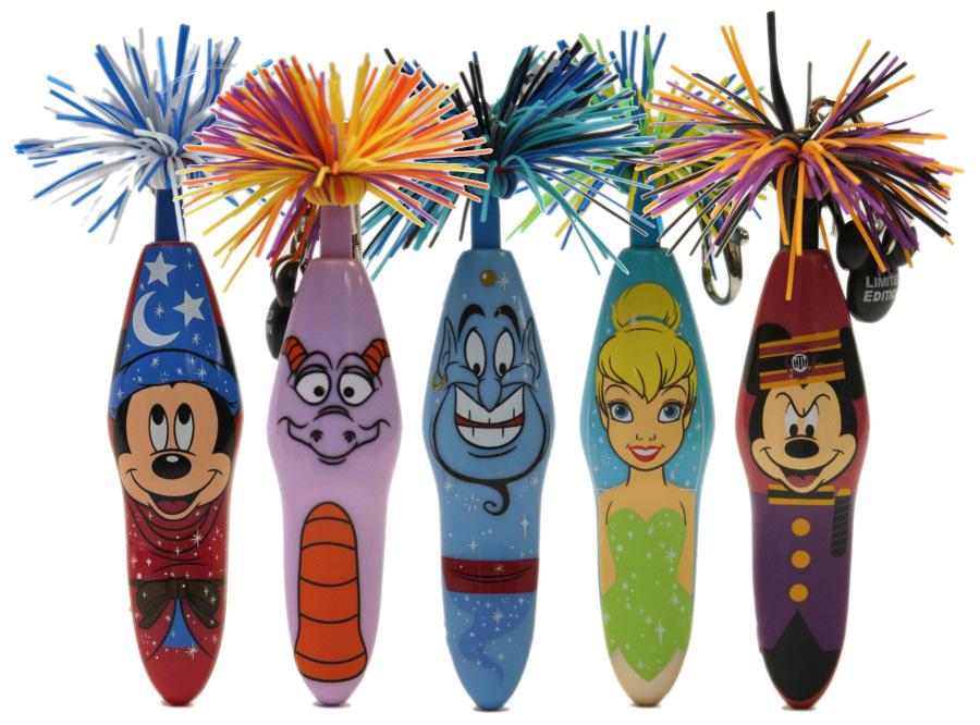 Disney Stitch Moving Black Color Pens Japan Tokyo Disneyland ...