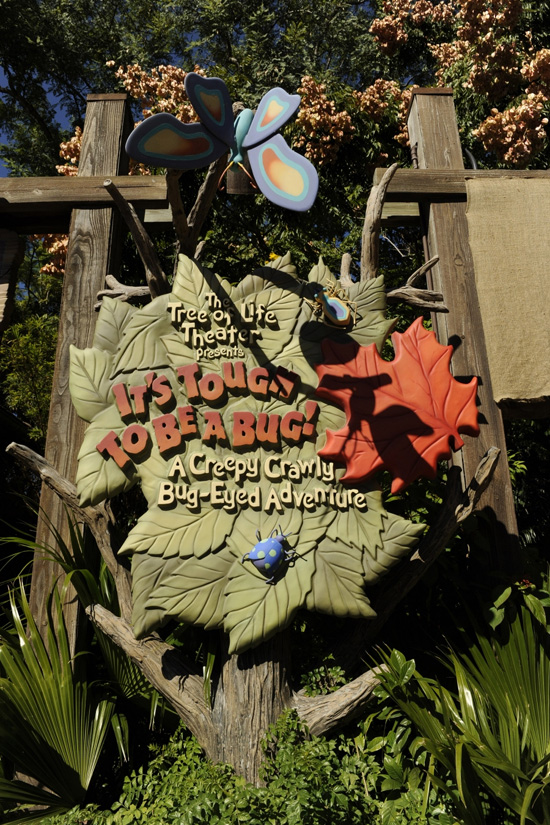 """It's Tough to be a Bug!"" attraction at Disney's Animal Kingdom theme park"