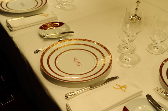 Premier Dining at Remy Aboard the Disney Dream