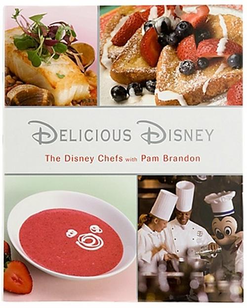 'Delicious Disney' Cookbook
