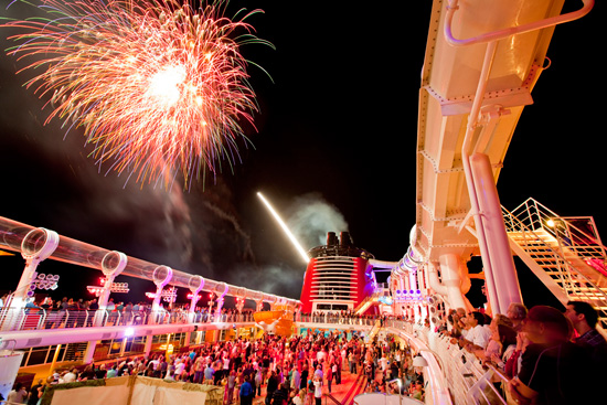 The 'Buccaneer Blast' Fireworks Spectacular