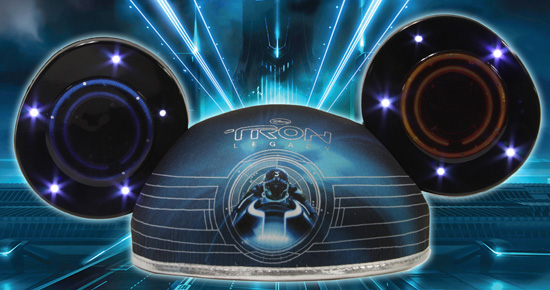 'TRON: Legacy' Ear Hat