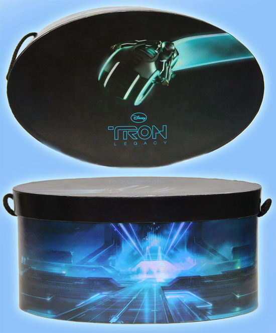 'TRON: Legacy' Ear Hat Box