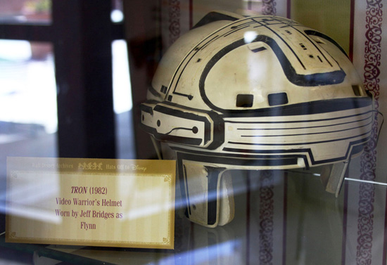 Jeff Bridge's Prop Hat from the Original 'Tron'