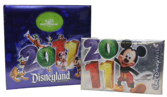 Valentine's Day Photo Albums From Disney Theme Park Merchandise