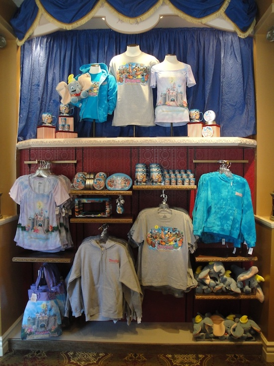 Dumbo and Mickey Merchandise