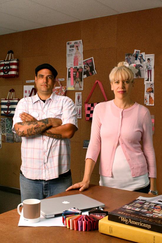 Dana Harvey and Wife Melanie