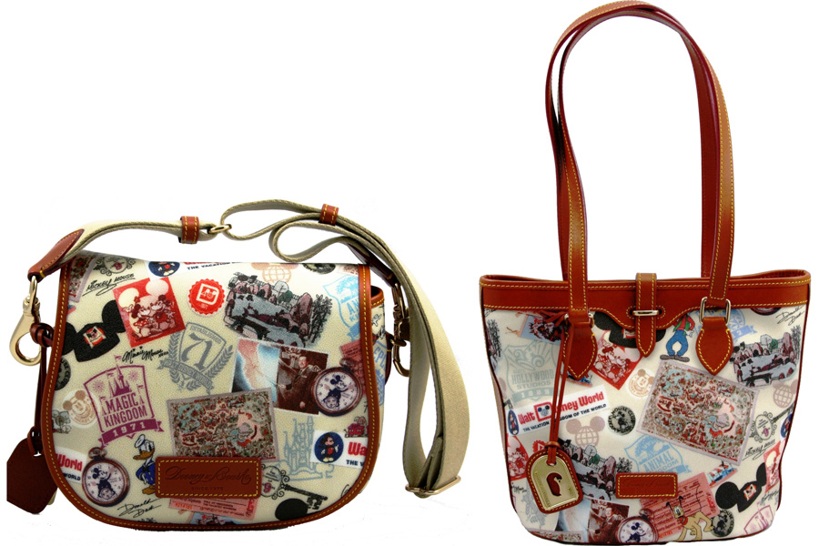 40th Anniversary Dooney Bourke Collection For Disney Parks