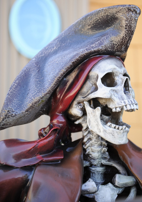 Where at Disney Parks Can You Find This Pirate?