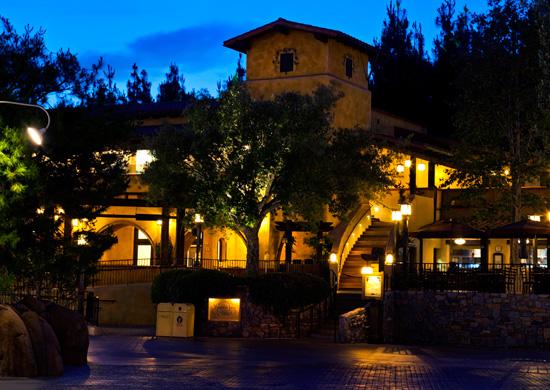 Wine Country Trattoria at Disney California Adventure Park