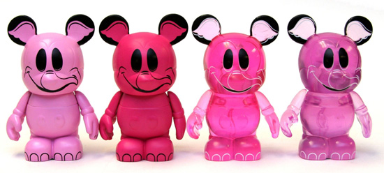 Elephant Figures From Vinylmation Animation #1 Series