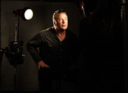 Disney Dream Portraits by Annie Leibovitz: Behind The Scenes With Alec Baldwin as the Spirit of the Magic Mirror