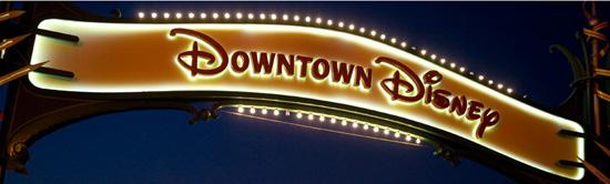 Downtown Disney District at Disneyland Resort