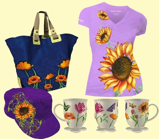 Epcot International Flower & Garden Festival Themed Items
