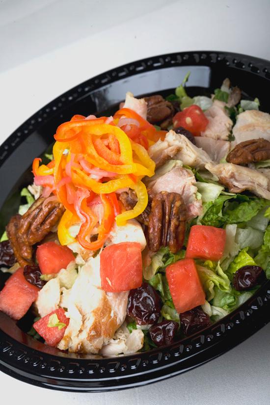 Big Al's Chicken Salad from Hungry Bear Restaurant at Disneyland Resort