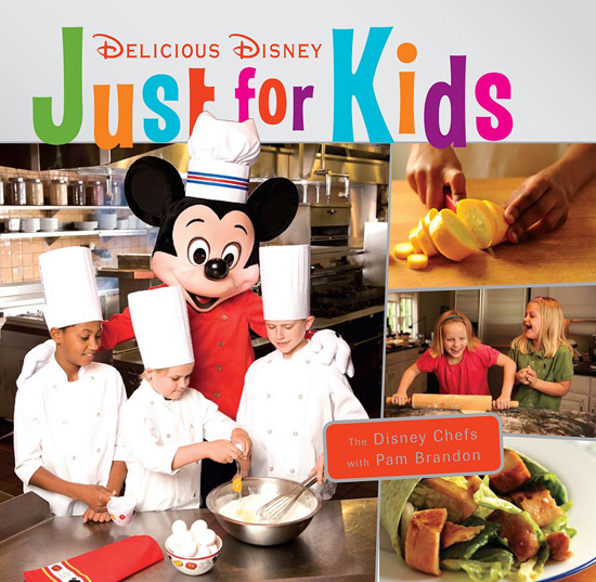 'Delicious Disney Just for Kids' Cookbook