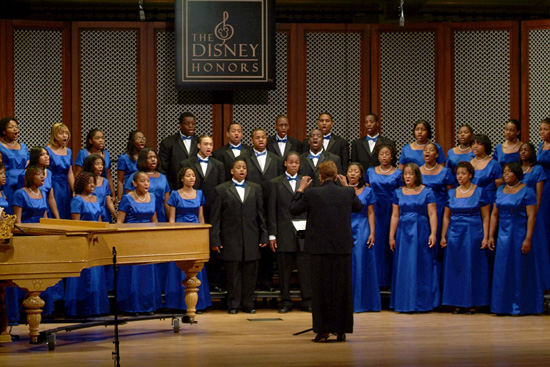 The Disney Honors Showcases the Skills of High School Band, Orchestra and Choral Ensembles from Across the Country