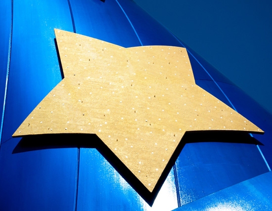 Where at Disney Parks Can You Find This Gold Star?