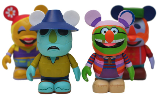 Muppet Series 2 Vinylmation Figures