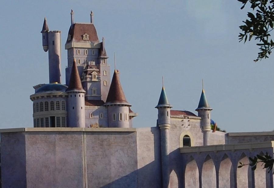 beast s castle behind the scenes with walt disney imagineers disney parks blog. Black Bedroom Furniture Sets. Home Design Ideas