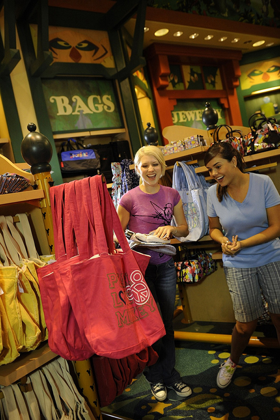 Eat, Shop and Save at Disney Parks
