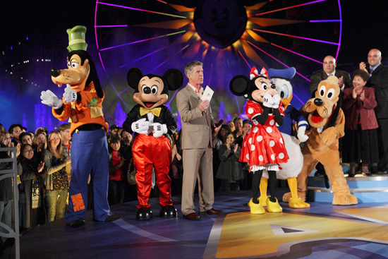 Disney on the Season Finale of 'America's Funniest Home Videos'