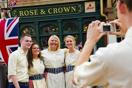 Celebrate the Royal Wedding at Epcot's U.K. Pavilion