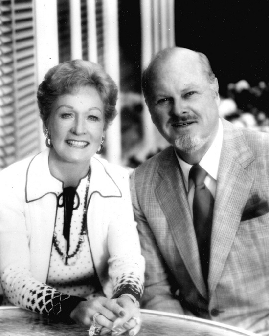 Disneyland Hotel creators Jack and Bonita Wrather