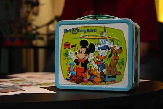 Vintage-Inspired Disney Lunchbox