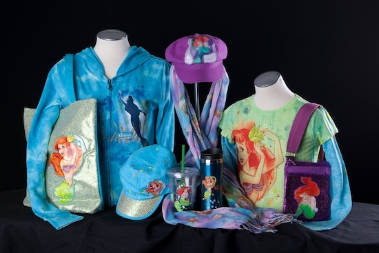 Add a Splash of Color with New Disney California Adventure Park Merchandise