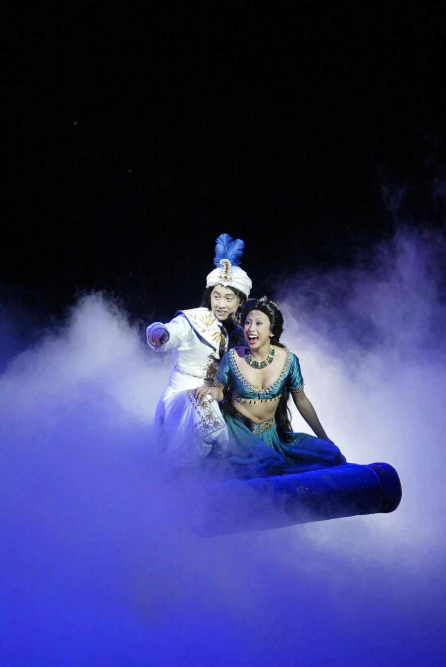 Disney S Aladdin A Musical Spectacular Will Take The