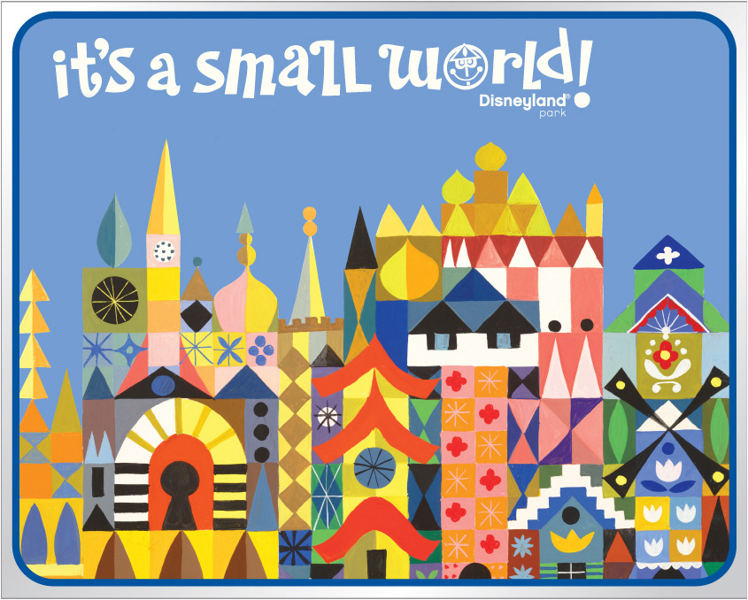 From dream to reality at disneyland resort disney parks blog its a small world at disneyland park publicscrutiny Images
