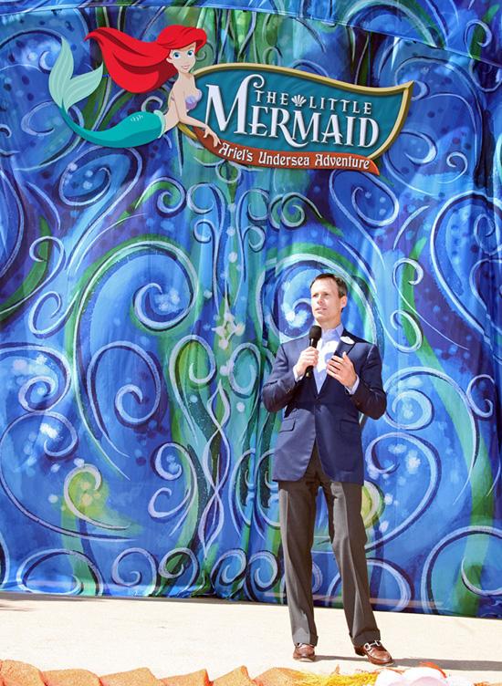 The Little Mermaid ~ Ariel's Undersea Adventure Opens at Disney California Adventure Park