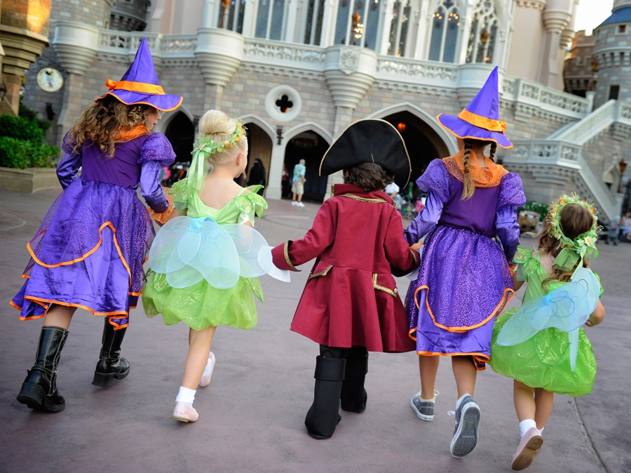 Tickets for Mickey's Not-So-Scary Halloween Party, Mickey's Very ...