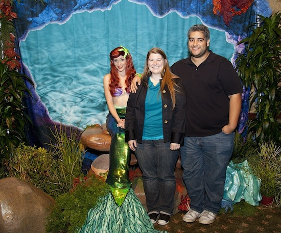 The Little Mermaid ~ Ariel's Undersea Adventure Meet ~ Up