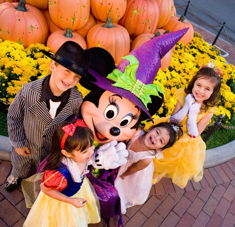 mickeys halloween party at disneyland resort - Tickets For Disney Halloween Party