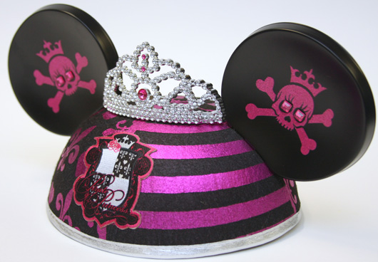 Disney Pirate Princess Ear Hat