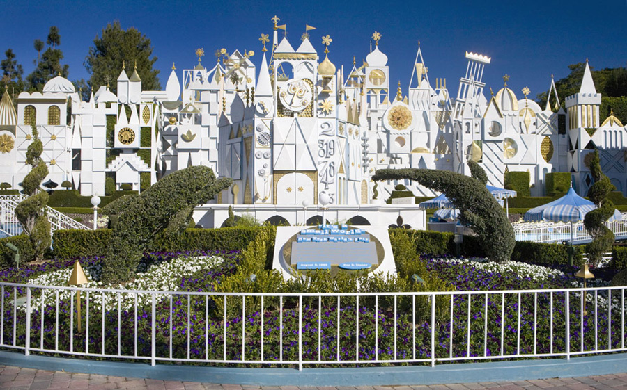 'it's a small world' at Disneyland Park