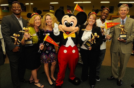 Surprises Continue as Walt Disney World Gives $1.2 Million Over 40 Days