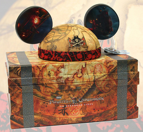 'Pirates of the Caribbean: On Stranger Tides' Merchandise