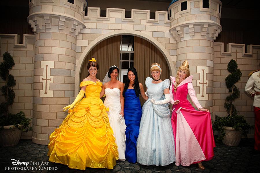 A Surprise Vow Renewal At Walt Disney World