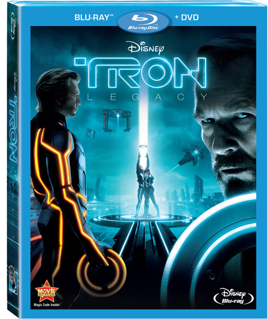 'TRON: Legacy' Blu-ray Combo Pack