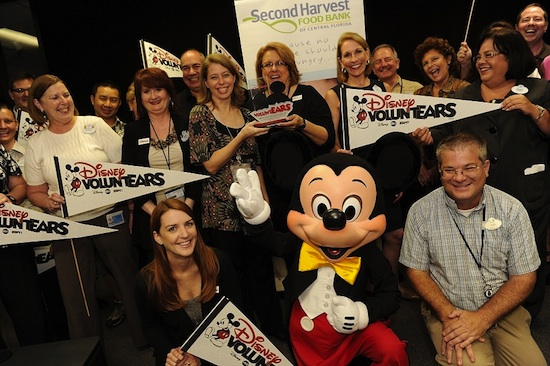 Disney Cast Members Earmark $686,950 for Central Florida Nonprofits