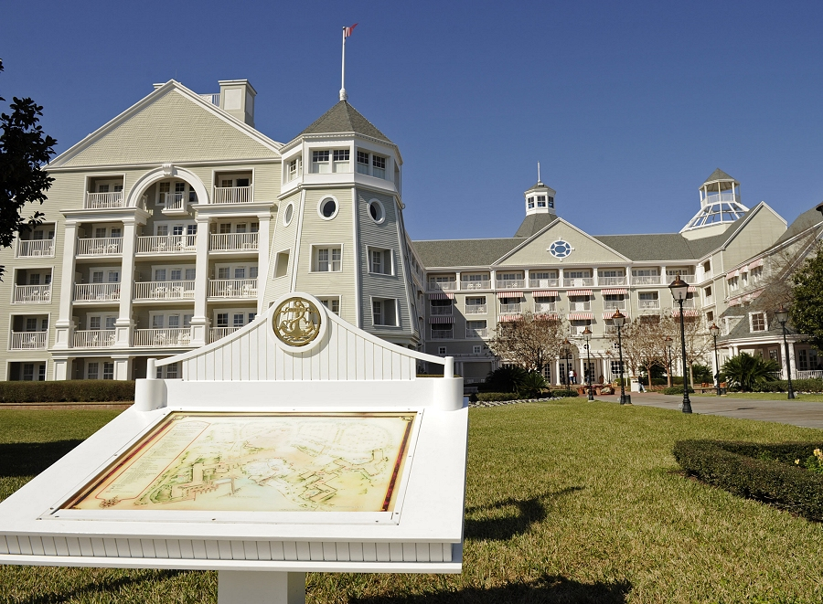 Disney's Yacht Club Resort