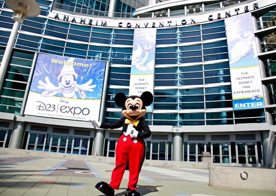 D23 Expo at Disneyland Resort