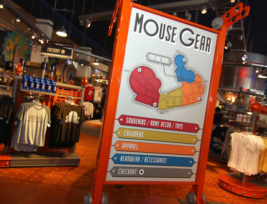 MouseGear 2.0 at Epcot