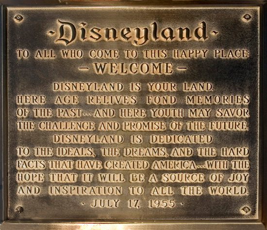 Getting Ready for Disneyland Park to Debut - A Look Back at July 17, 1955