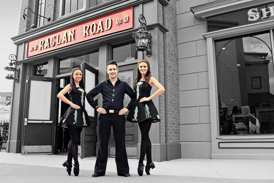 Celebrate 'Half Way to Paddy Day' at Raglan Road with the Raglan Road Dancers