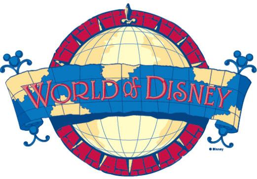 World Of Disney At Walt And Disneyland Resorts